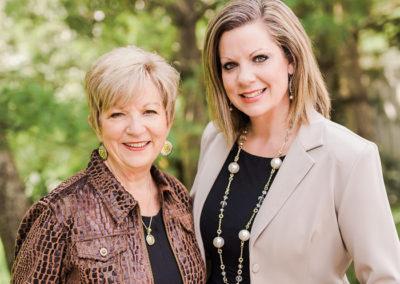 Brenda and Jill