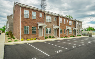 Edgington Court Townhomes